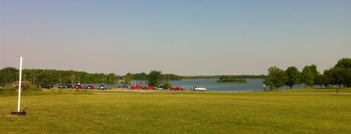 Summit Lake State Park is one of Indiana State Parks and Reservoirs.