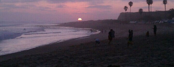 San Onofre State Beach is one of Beach Bouncing in So Cal.