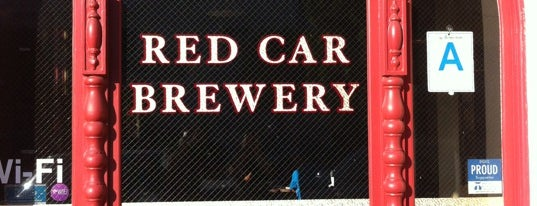 Red Car Brewery is one of breweries.