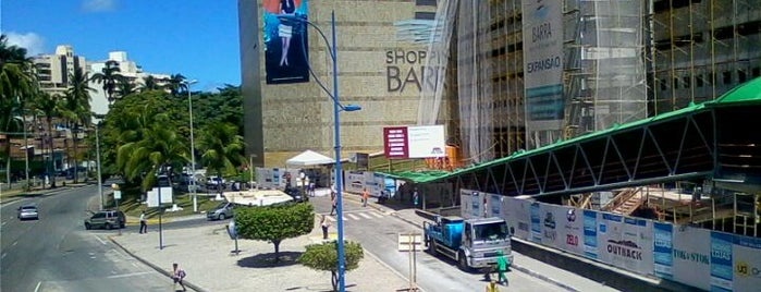 Shopping Barra is one of Points de Salvador.