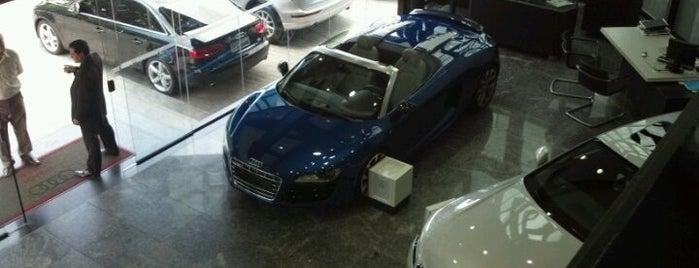 Audi Sorana is one of Dealers.