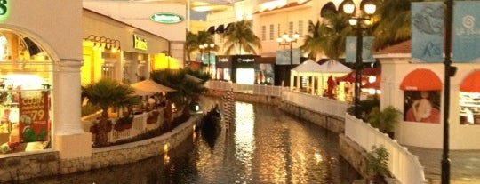 La Isla Shopping Village is one of Explore the Mayan Paradise: Cancún #4sqCities.
