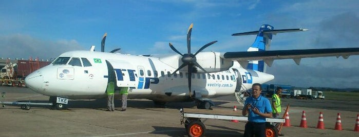 Aeroporto Municipal de Rio Verde General Leite de Castro is one of urgentes.