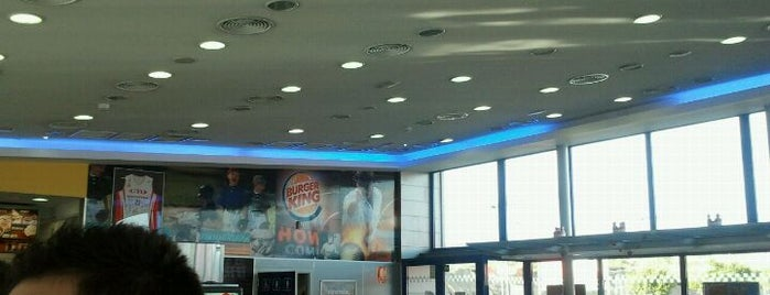 Burger King is one of Must-visit Food in Murcia.