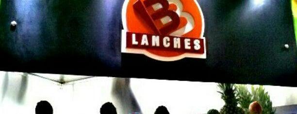BB Lanches is one of Leblon: rua das pedras ou quadrado.