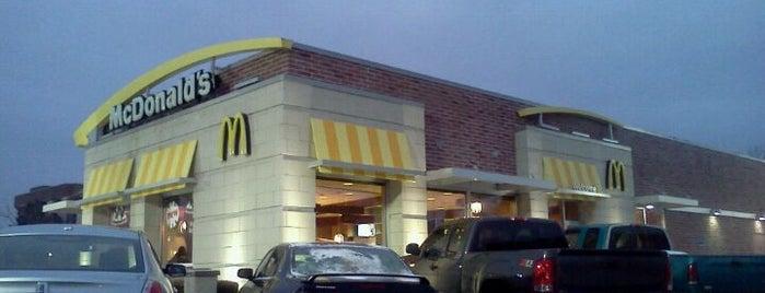 McDonald's is one of big rapids.