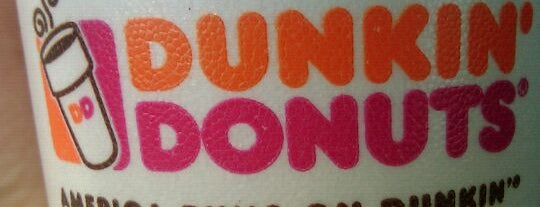 Dunkin Donuts is one of sweets.