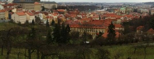 Vyhlídková cesta is one of Historická Praha.