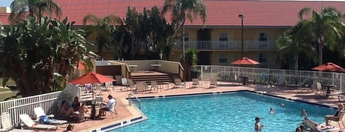 La Quinta Inn Cocoa Beach-Port Canaveral is one of Slightly Stoopid Approved.