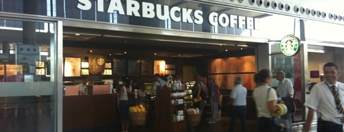 Starbucks Coffee is one of Top 10 places to try this season.