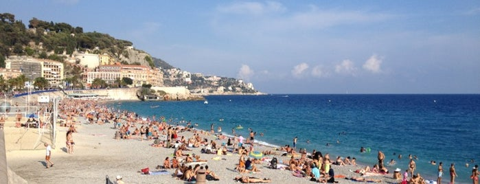 Nice Beach is one of Ницца.