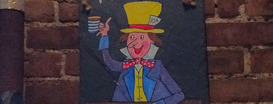 The Mad Hatter Pub & Eatery is one of Bars and speakeasies.