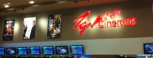 TGV Cinemas is one of Mall.