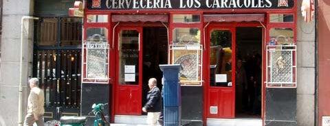 Los Caracoles is one of Madrid: de Tapas, Tabernas y +.