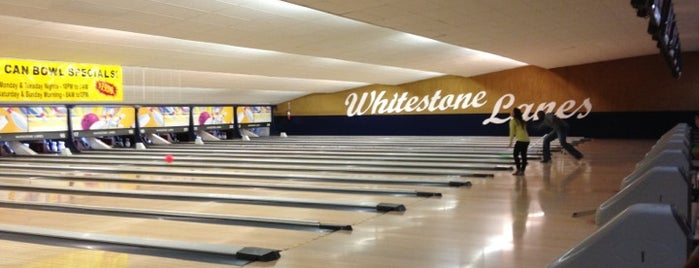 """Whitestone Lanes Bowling Centers is one of """"Be Robin Hood #121212 Concert"""" @ New York!."""