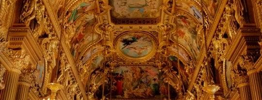 Garnier Opera is one of Must-See Attractions in Paris.