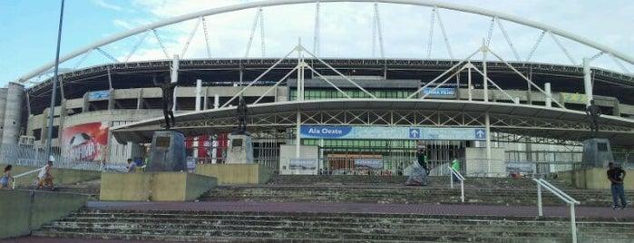Estadio Leonidas Da Silva is one of Estádios do Rio de Janeiro.