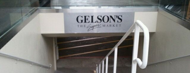Gelson's Market is one of Favorite places.