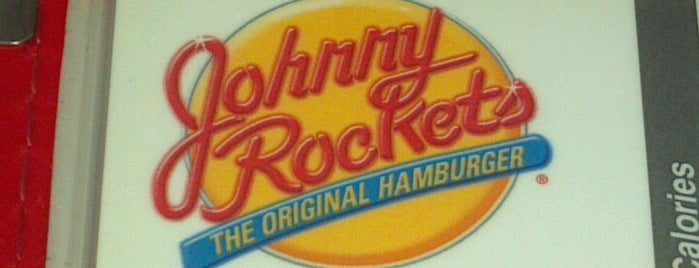 Johnny Rockets is one of Favourite Places.