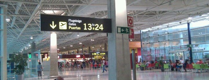 Aeropuerto de Fuerteventura (FUE) is one of Airports in SPAIN.