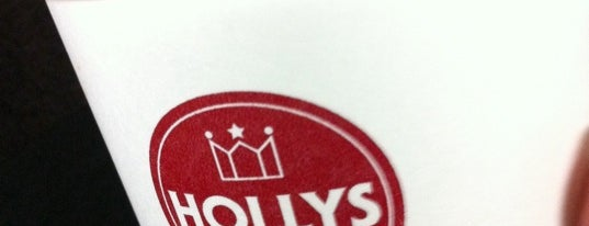 HOLLYS COFFEE is one of HOLLYS COFFEE (할리스).