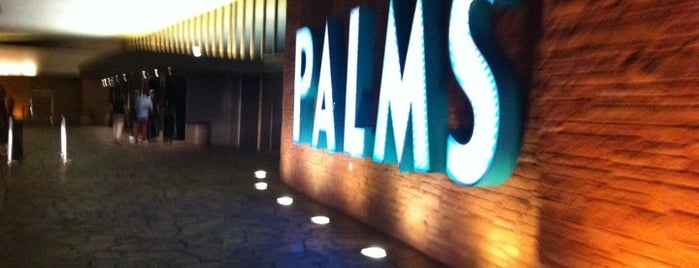 Palms Casino Resort is one of Las Vegas extended.