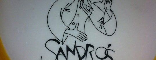 Sandros is one of Manhattan To-Do's (Above 34th Street).