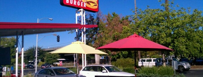 Suzie Burger is one of Top 10 restaurants when money is no object.