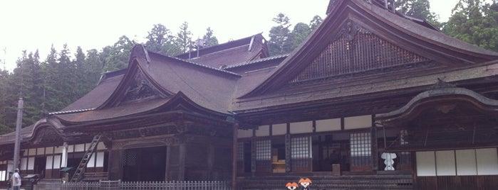Koyasan Kongobuji Temple is one of Japan must-dos!.