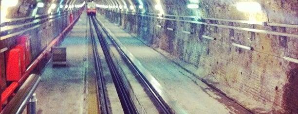 Tünel Tramvay Durağı is one of İstanbul.