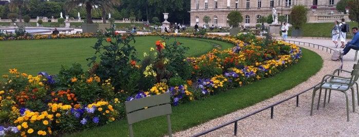 Parcs, jardins et squares - Paris