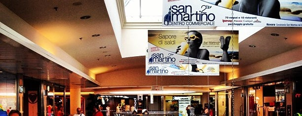 Centro Commerciale San Martino 2 is one of 4G Retail.