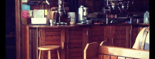 Wild & Wood Coffee is one of London's Best Coffee.