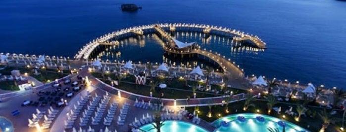 Granada Luxury Resort & Spa is one of Курорты.
