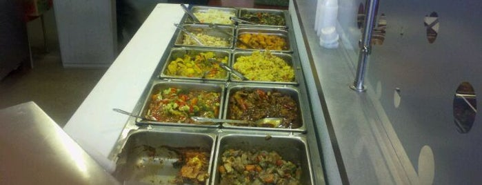 Land of Kush is one of Best of Baltimore - Cheap Eats.