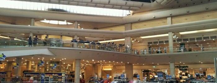 El Corte Inglés is one of Guide to Santander's best spots.