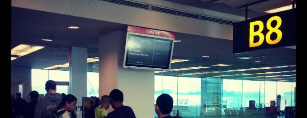 Gate B8 is one of SIN Airport Gates.