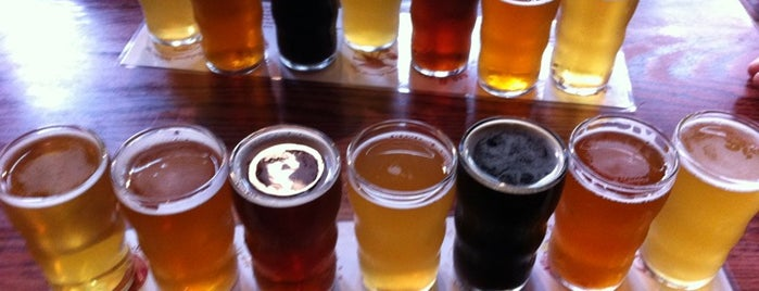 Mackinaw Brewing Company is one of Traverse City Trip.