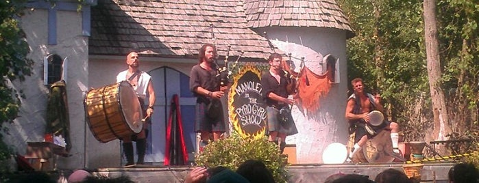 Michigan Renaissance Festival is one of Highly recommended <3.