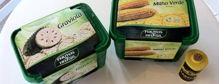 Frutos do Brasil is one of Frutos do Cerrado.