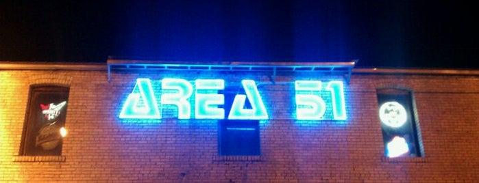 Area 51 is one of UT - (Salt Lake City / Park City / Layton).