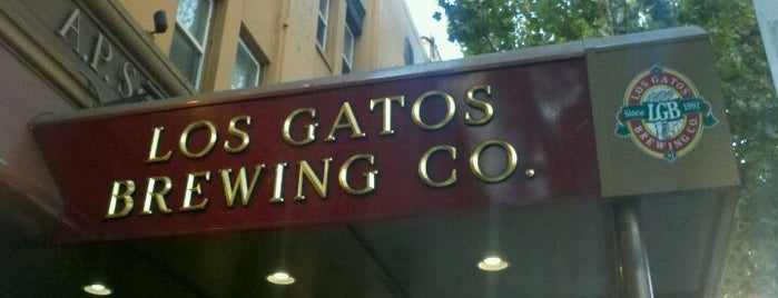Los Gatos Brewing Co. is one of SF Bay Area Brewpubs/Taprooms.