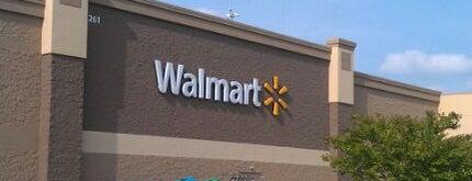 Walmart Supercenter is one of Mocksville.