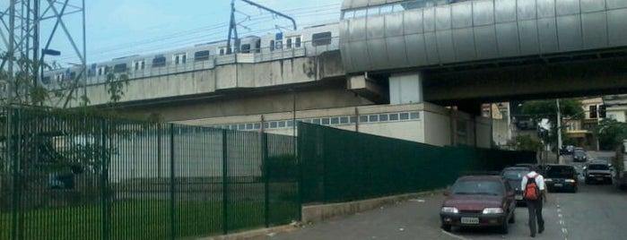 Terminal Metropolitano Campo Limpo (EMTU/Metro) is one of caminho para o trabalho.