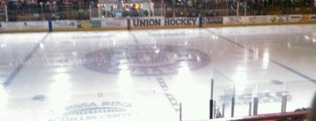 2012-13 Merrimack College Hockey Road Trips