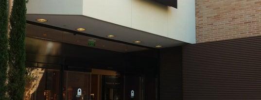 South Coast Plaza is one of x LA! x.