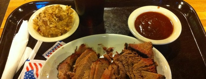 Outlaw's Barbecue is one of Top 10 dinner spots in Tioga, LA.