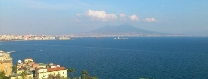 Posillipo is one of ITALY  best cities.