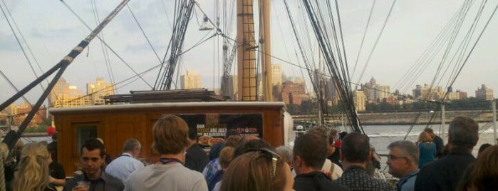 South Street Seaport is one of Favorite FREE NYC Outdoors.