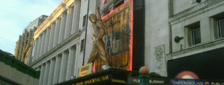 Dominion Theatre is one of Places to Visit in London.